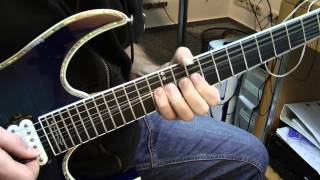 Santana - Black Magic Woman - (Guitar Cover) - Stahlverbieger