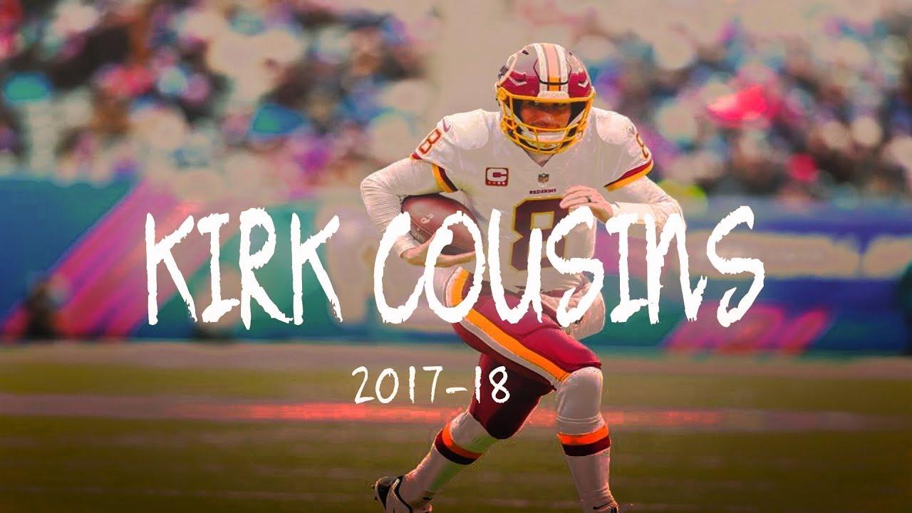 Kirk Cousins   Highlights Washington Redskins
