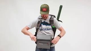 SIMMS G4 Pro Shift Fishing Pack
