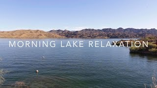 Living Landscape   Morning on the Lake