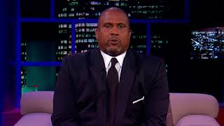 Tavis Smiley - Silver State Awards Congratulations message - Claytee White