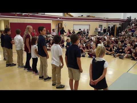 Oak Grove Lutheran School - Raising The Bar - Sept  20, 2017