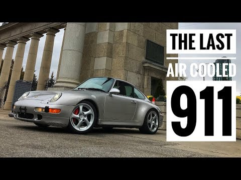 1997 Porsche 911 993 Carrera 4S - Why You Should Own One Now - Future Classic Bargain