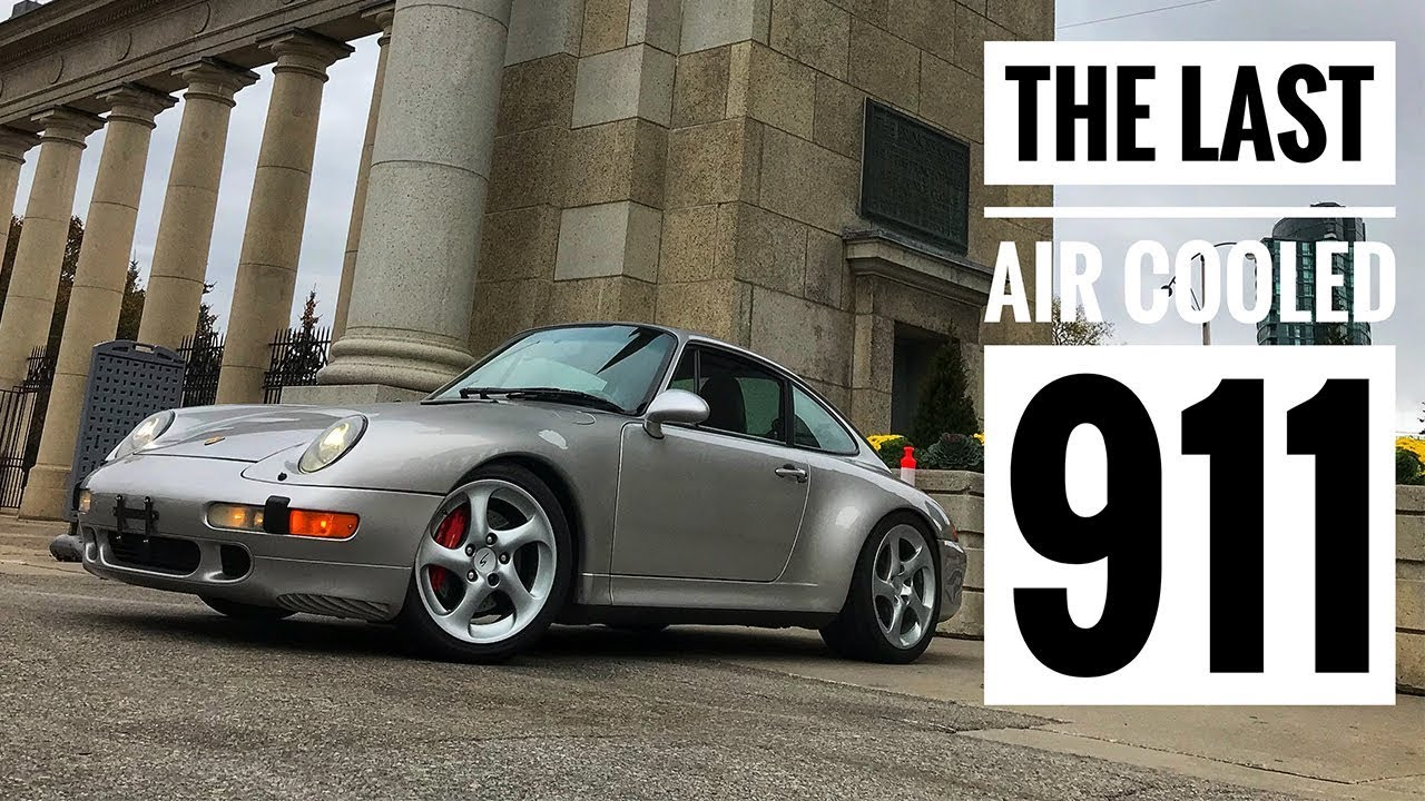 1997 Porsche 911 993 Carrera 4s Why You Should Own One Now Future Classic Bargain