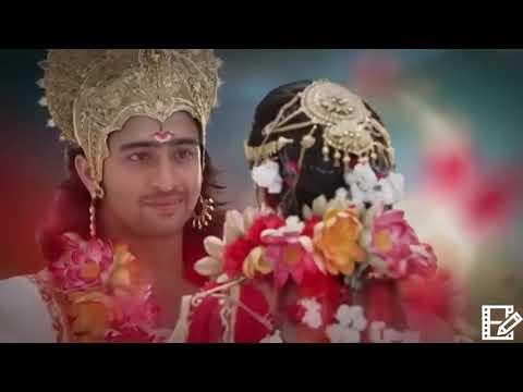 Mahabarata Arjuna & Drupadi