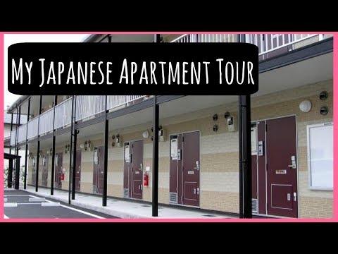 JET Programme | Japanese Apartment Tour