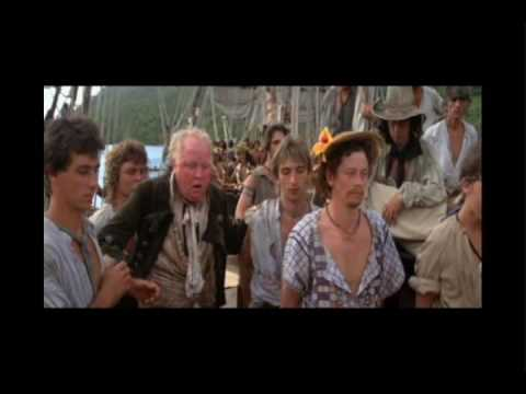 The Bounty (1984) - Anthony Hopkins as William Bligh - Best Scenes