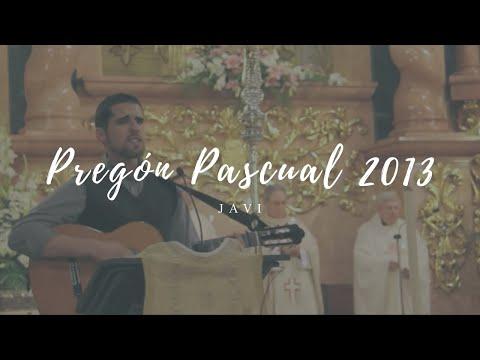 Pregón Pascual 2013 - Javi