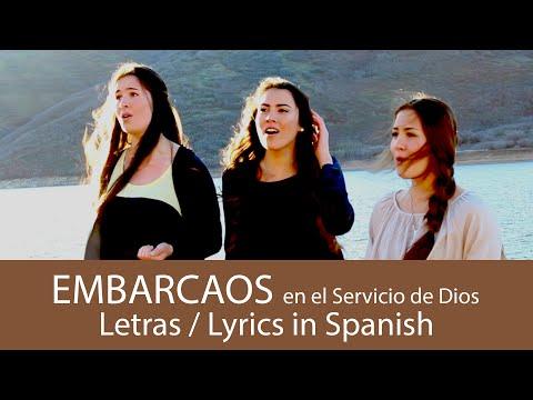 Embarcaos en el Servicio de Dios Elenyi - Letras en Español: Spanish