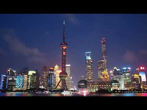 Oriental Pearl TV Tower Shanghai China