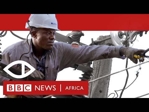 On the front line of Nigeria's energy crisis - BBC Africa Eye documentary