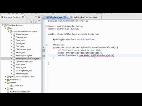 android-application-development-tutorial---67---setting-up-a-surfaceview-class
