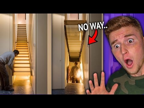They Found This AMAZING *SECRET ROOM* In Their Home!