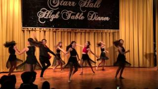 HKU Starr Hall HTD 2015 Jazz Contemp - (Enhanced Version)