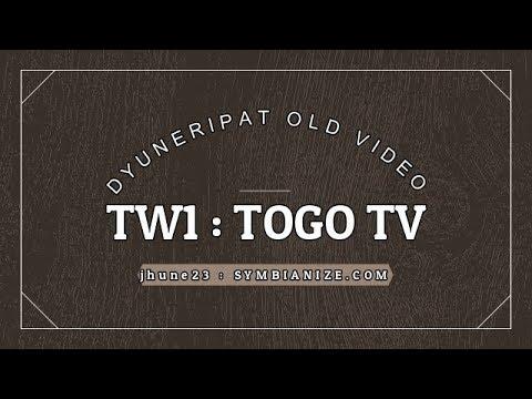 MYPHONE TW1 TOGO TV TEST