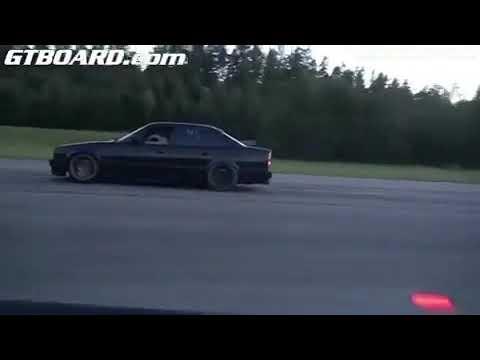 BMW M3 Vs Bugatti Veyron