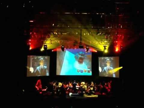 Pokemon Medley - Video Games Live 2011 - Sao Paulo