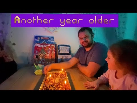 Another year older #stevesfamilyvlogs