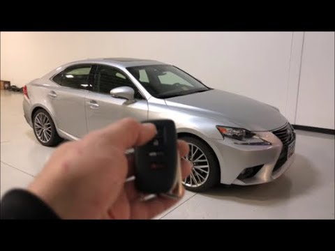 Lexus Remote Start >> 2014 Lexus Is250 With 3x Lock Remote Start And Dronemobile Smart Phone Starting