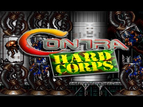 Soundtrack Contra Hard Corps (GTR Attack!)