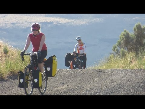 Bicycle Touring the Columbia River Gorge 2016