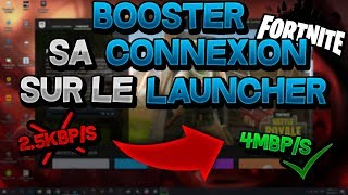 TUTO: HOW BOOSTER HIS FORTNITE DOWNLOADS!