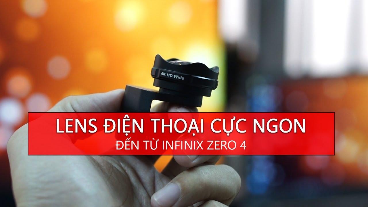 [Đồ chơi] Lens cho điện thoại ngon nhất mà Tony từng dùng – Infinix Zero 4 – Tony Phùng