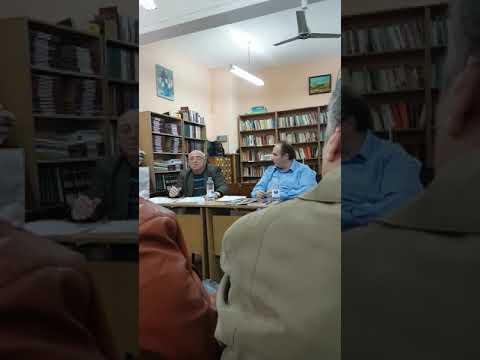 Пра-внук на Райна княгиня Асен Дипчев в Гр библиотека Стоян Дринов Панагюрище 30.10.2017 част 3