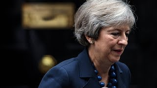 Theresa May makes a statement on Brexit negotiations – watch live