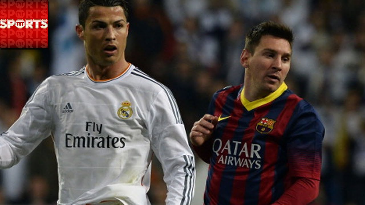 What If Ronaldo and Messi Played Together? - YouTube