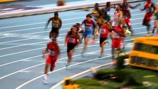 мужчины эстафета 4х400 финал.забег. видео. VeryVery.ru фотомагазин. ЧМ Москва 2013. IAAF