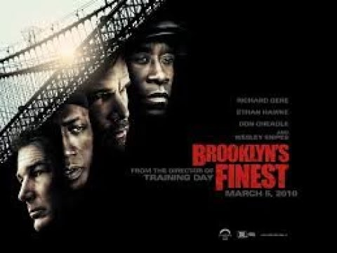 Wesley Snipes and Antoine Fuqua  Brooklyn's Finest