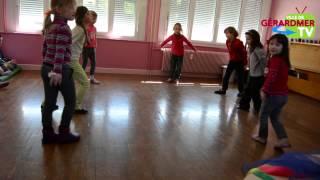 Spectacle de danse et d'expression corporelle à l'Ecole du Costet-Beillard