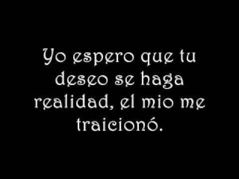 Sonata Arctica - Tallulah traducida español
