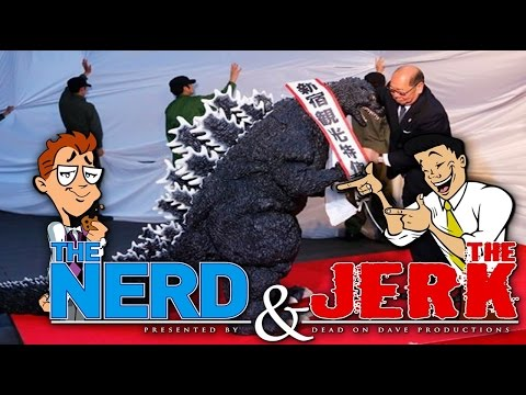 "Godzilla Becomes Citizen Of Japan, ""Racist"" Pool Sign, Brexit & MORE! - N&J LIVE"