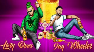 Lary Over & Jay Wheeler - Matemos Las Penas (Official Lyric Video)