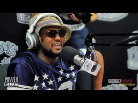 Schoolboy Q's first visit to Big Boy's Neighborhood