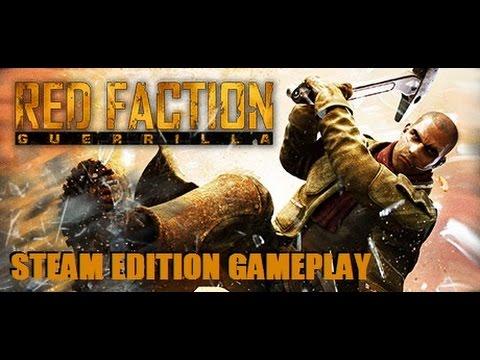 Red Faction: Guerrilla Steam Edition - Destructive 60fps Gameplay - DirectX 11