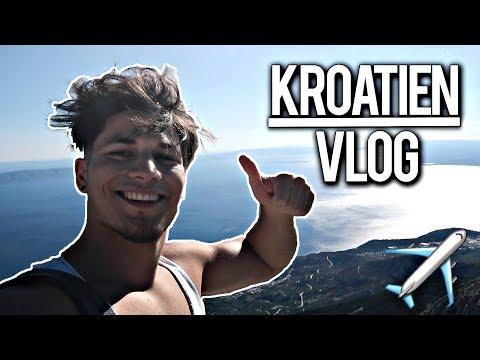Mein Urlaub in Kroatien 😍 #VLOG