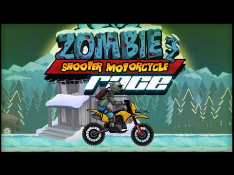 Zombie Shooter Motorcycle Race 1