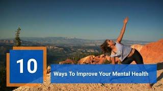 Tavares Taylor Charities Inc. | 10 Ways To Improve Mental Health