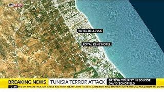 Reports Of Terror Attack At Tunisia Hotel
