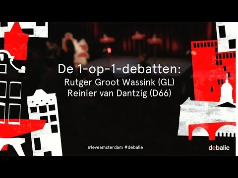 Leve Amsterdam: GroenLinks vs. D66 - 1-op-1 debatten - #020kiest