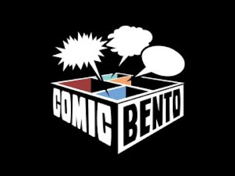 Comic Bento Unboxing September 2017 (100% Creator Owned)