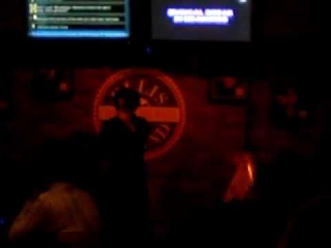 Karaoke at ELLIS ISLAND (Metallica) Feb. 2012
