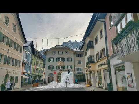 Innichen San Candido Dolomites Snow Festival 2017