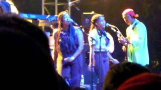 Steel Pulse Babylon Makes The Rules Live @ Hollywood Park 050809
