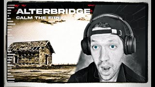 Alterbridge - Calm The Fire (REACTION)