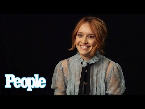 'Ready Player One' Star Olivia Cooke Dishes On Her Casting Process & More | Up Close | People
