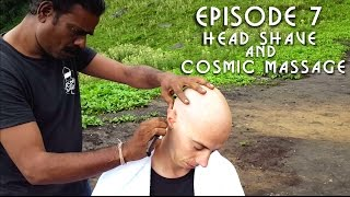 World's Greatest Head Massage 33 - Head shave - Baba the Cosmic Barber & ASMR Barber